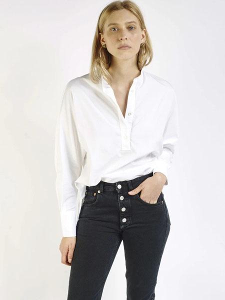 harmony国际品牌品牌知性白领复古职场衬衫