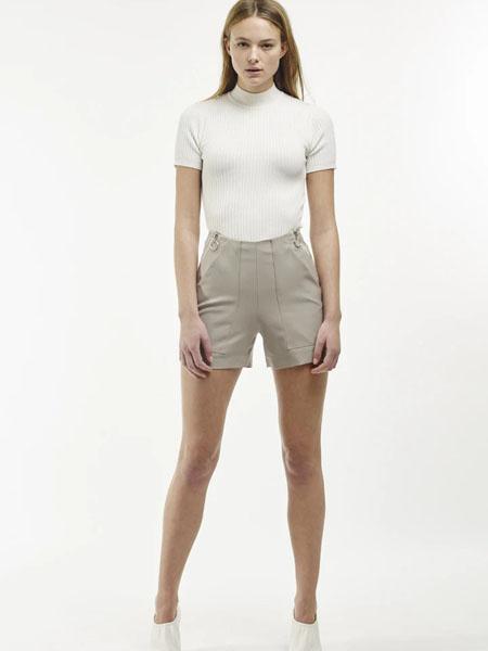 harmony国际品牌品牌休闲针织衫短袖