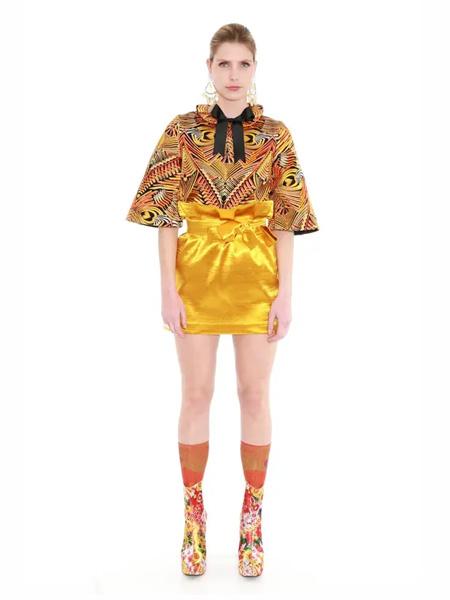 Manish Arora国际品牌品牌复古个性潮流套装裙