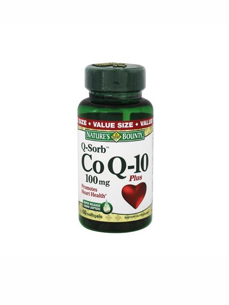 LuckyVitamin国际品牌辅酶Q10左旋肉碱软胶囊辅助抗氧化保心脏60粒