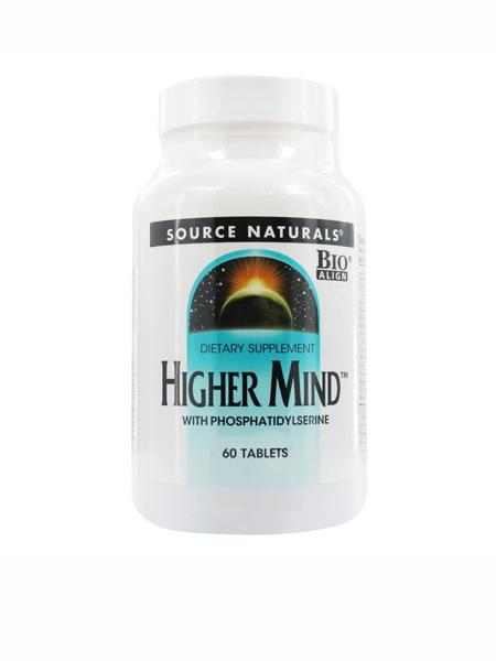 LuckyVitamin国际品牌美国磷脂酰丝氨酸提高大脑机能60片