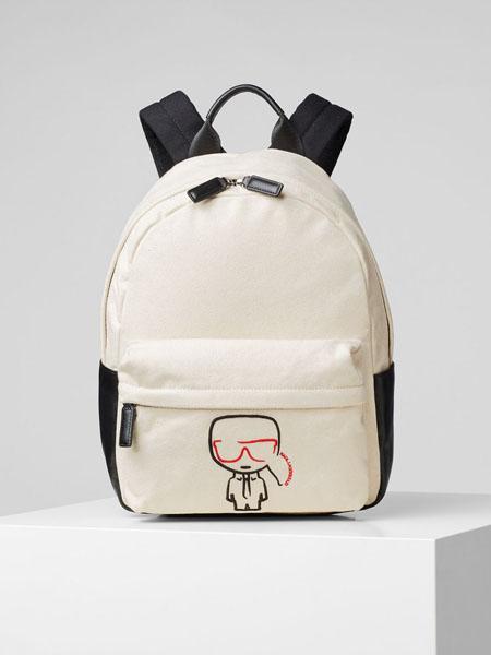 Karl Lagerfeld国际品牌品牌休闲少女双肩包