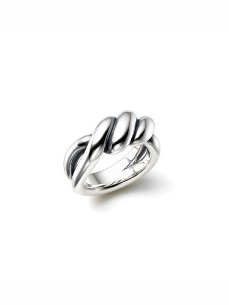 Justin Davis国际品牌时尚设计感潮流戒指对戒