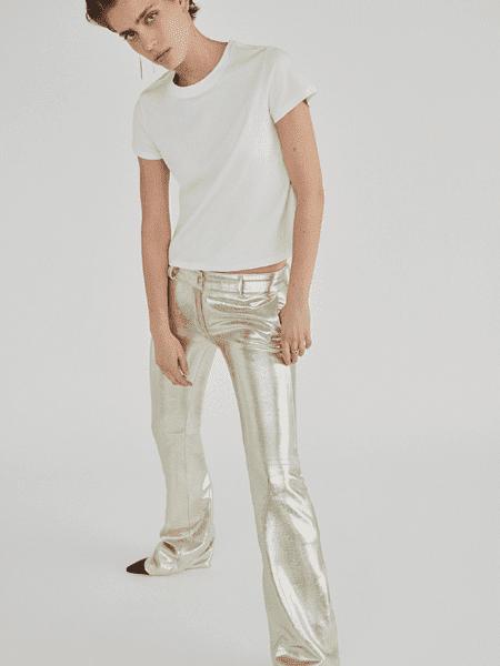 Nour Hammour国际品牌纯棉短款短袖