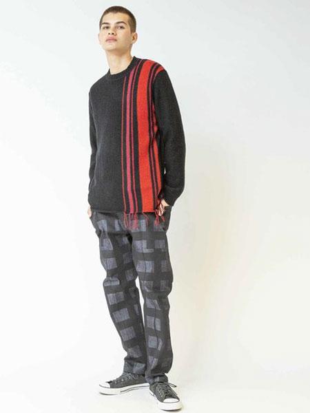 Johnbull国际品牌羊毛衫保暖毛衣