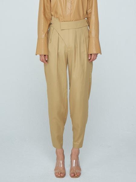 WNDERKAMMER国际品牌品牌职场女性长裤