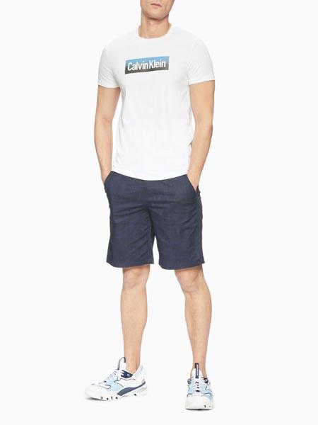 CALVIN KLEIN JEANS国际品牌休闲运动T恤衫