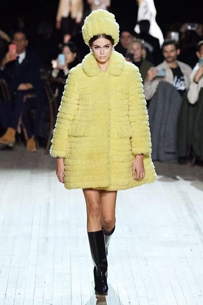 Marc Jacobs马克·雅各布斯 2020秋冬成衣发布