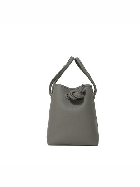 IAMNOT箱包品牌时尚休闲长形包斜挎包软包水桶包