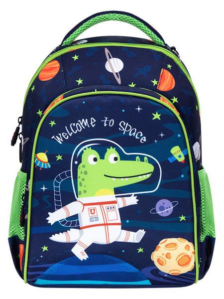 UEK箱包品牌2020春夏男童大容量卡通双肩包