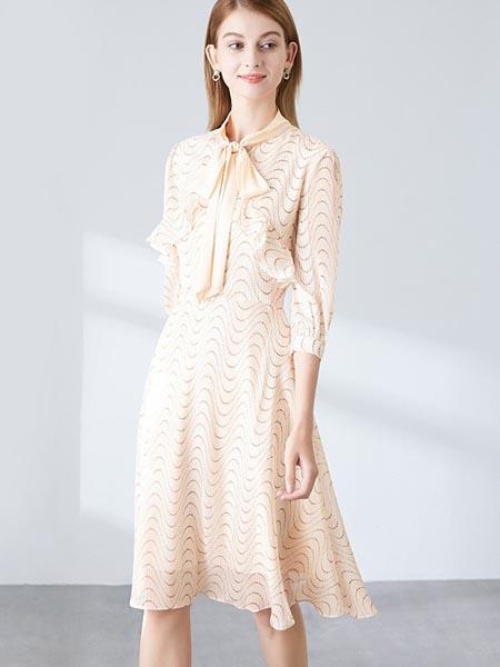 ONEBUYE晚白女装品牌2020春夏知性成熟可以去