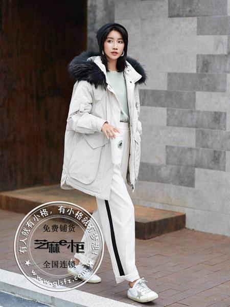 格蕾斯女装品牌2020秋冬风衣外套米色
