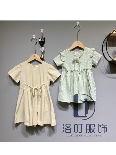 洛叮阿娜熙夏装服装批发品牌2020春夏新品