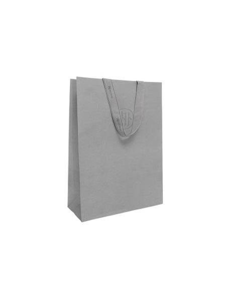 NEIWAI内外内衣品牌经典灰牛皮纸手提袋购物袋简约送礼