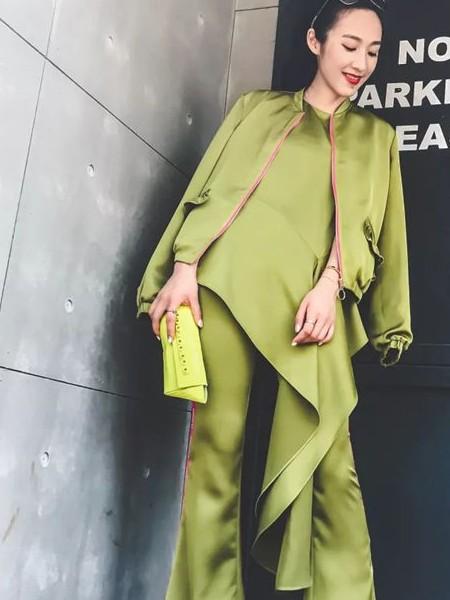 品牌折扣女装FROM LI秋冬装拿货渠道裙/裤品牌2020秋冬新品