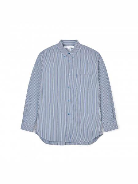 Comme des Garcons国际品牌深色衬衫上衣