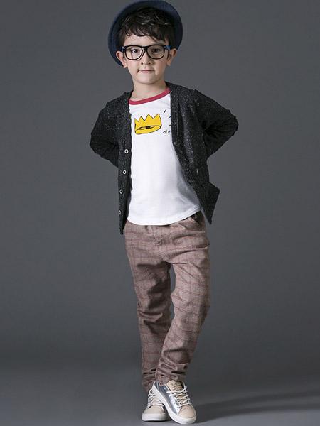 宾果童话童装品牌2020春夏针织衫外套