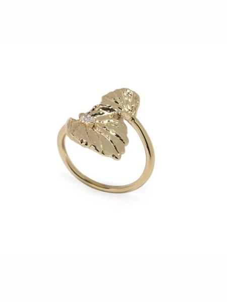 Jordan Askill国际品牌设计感简约浪漫戒指