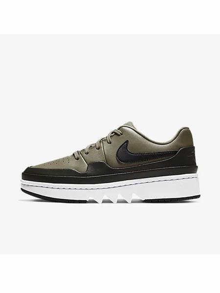 Air Jordan国际品牌真皮运动球鞋