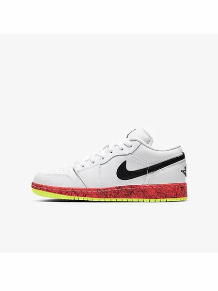 Air Jordan国际品牌撞色款运动鞋球鞋