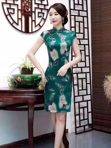 广州哪里找品牌女装货源 广州健凡服饰有限公司库存品牌女装批发