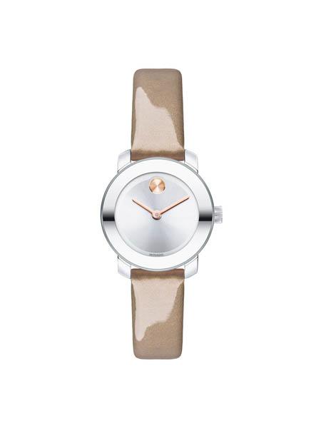 Movado国际品牌设计感复古小巧手表