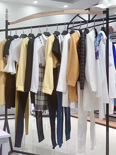 衣言折扣品牌2020春夏白色衬衫