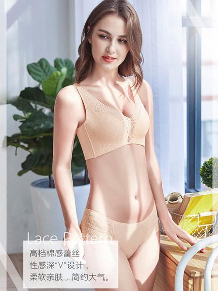 英姿丽人内衣品牌2020春夏肤色文胸套装