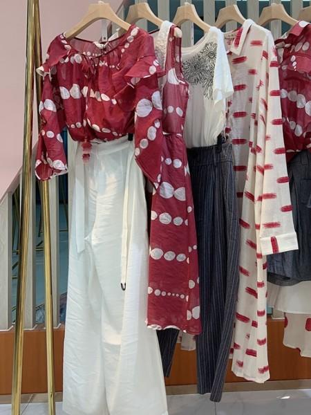 原创谷服饰品牌店铺展示