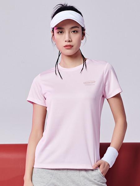 361度休闲品牌2020春夏宽松透气短袖体恤跑步健身服情侣装半袖速干上衣