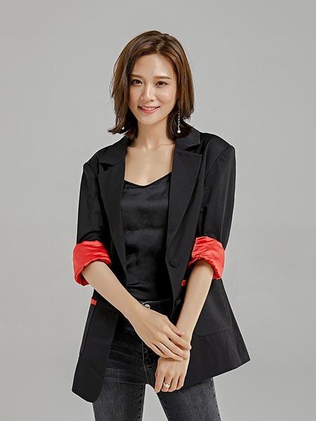 添一吾沣女装品牌2020春夏职场白领商务女性西装