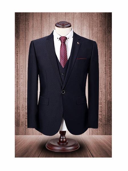 RJUIING瑞景男装品牌2020春夏商务成熟男士西装外套