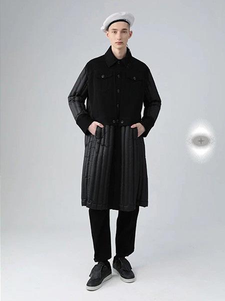 STAPFOHLY男装品牌2020秋冬长款大衣外套