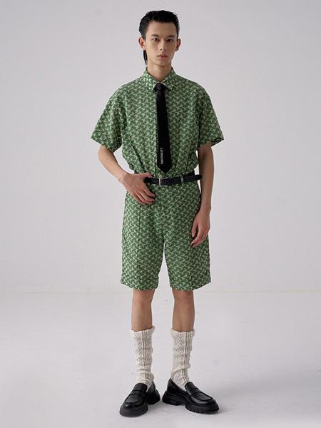 LEONSENSE(力上)男装品牌2020春夏男士复古制服西装