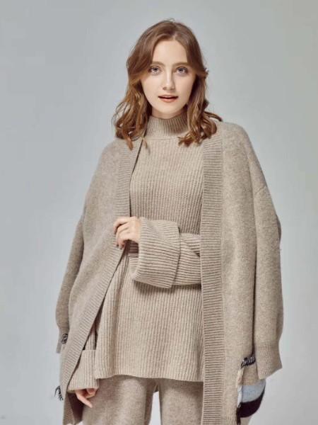 孔雀夫人毛衣女装品牌2020秋冬新品
