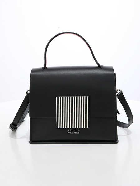 EXCLUSIVEPROPERTIES箱包品牌2020春夏真皮休闲小方包斜挎包