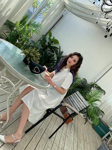 熙悦女装品牌2020春夏时尚宽松衬衫连衣裙