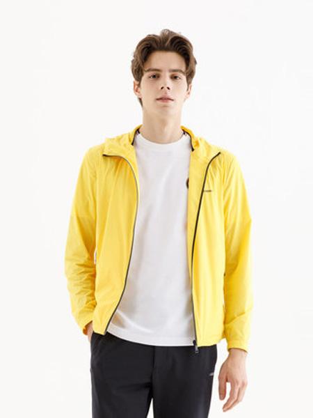 雅戈尔男装品牌2020春夏户外轻薄透气男士外套H024