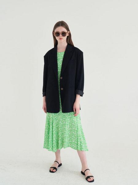 MARRON EDITION国际品牌2020春夏休闲复古西装外套