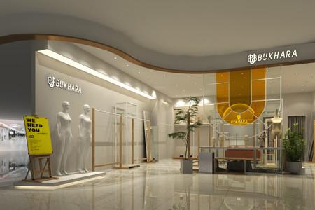 BUKHARA布卡拉品牌河南驻马店北京商场店(1)