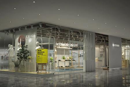 BUKHARA布卡拉品牌湖南金帝展厅(2)