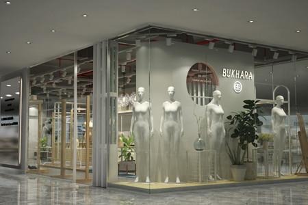 BUKHARA布卡拉品牌湖南金帝展厅(1)