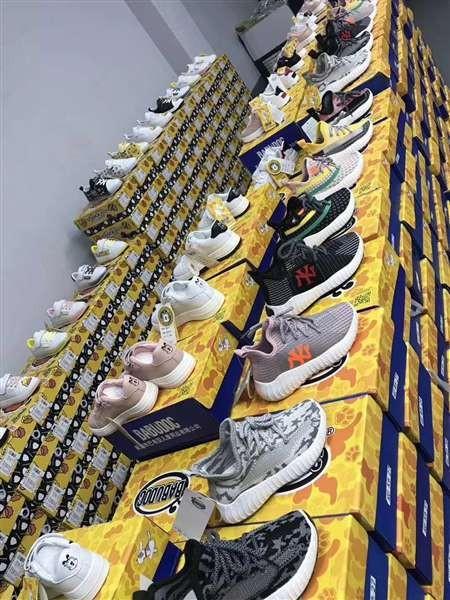 商场专柜正品童鞋尾货批发 巴布豆儿童四季款椰子鞋厂家直销