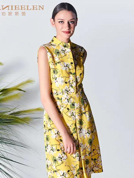 伯妮斯茵ERNIEELEN女装品牌2020春夏连衣裙--莫克清真寺《智慧之光--波 斯艺术》