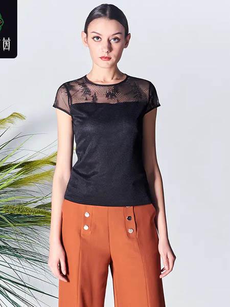 伯妮斯茵ERNIEELEN女装品牌2020春夏T恤--撒马尔罕之心《智慧之光--波 斯艺术》