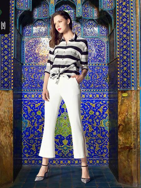 伯妮斯茵ERNIEELEN女装品牌2020春夏裤子--国王的虔诚《智慧之光--波 斯艺术》