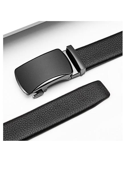 广州品牌男腰带定制生产加工层牛皮皮带