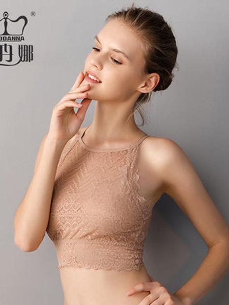 俏丹娜内衣品牌2020春夏俏丹娜单层围蕾丝性感薄款抹胸式无钢圈文胸美背全罩杯胸罩