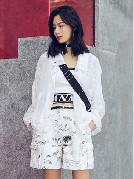 N-ONE女装品牌2020春夏N-one HITS 设计师品牌 防晒短款外套女