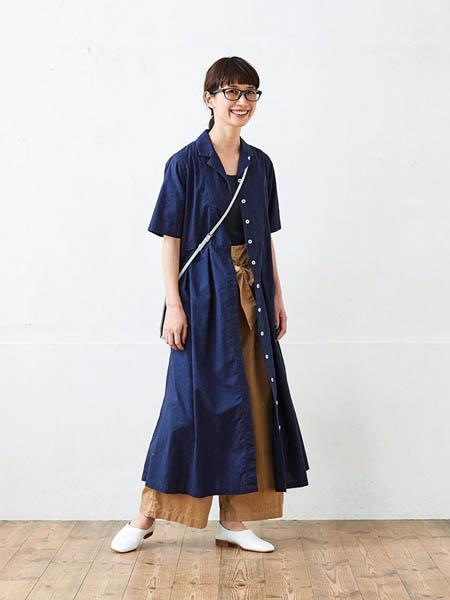 芬理希梦女装品牌2020春夏复古衬衫外套